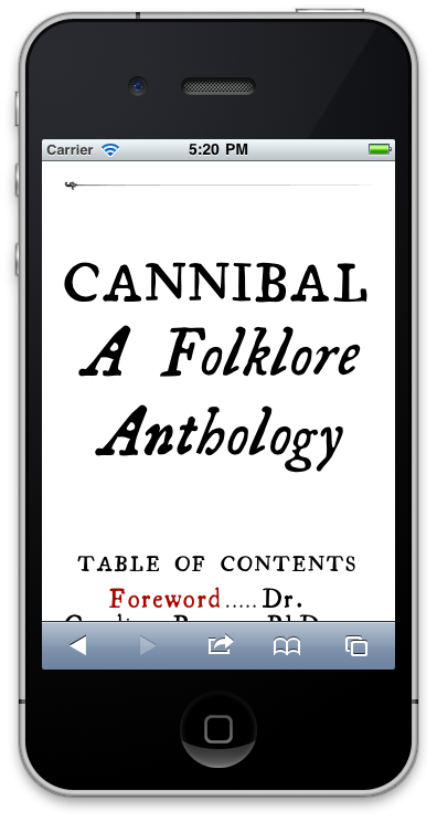 cannibal-iphone