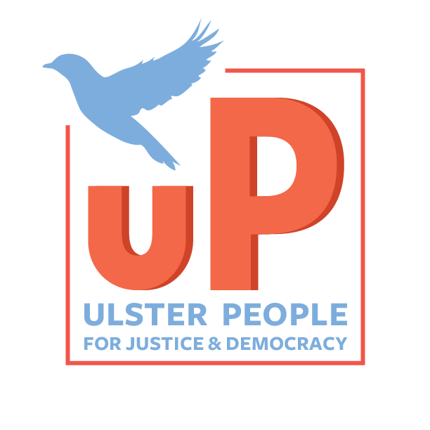 Ulster People for Justice & Democracy Logo