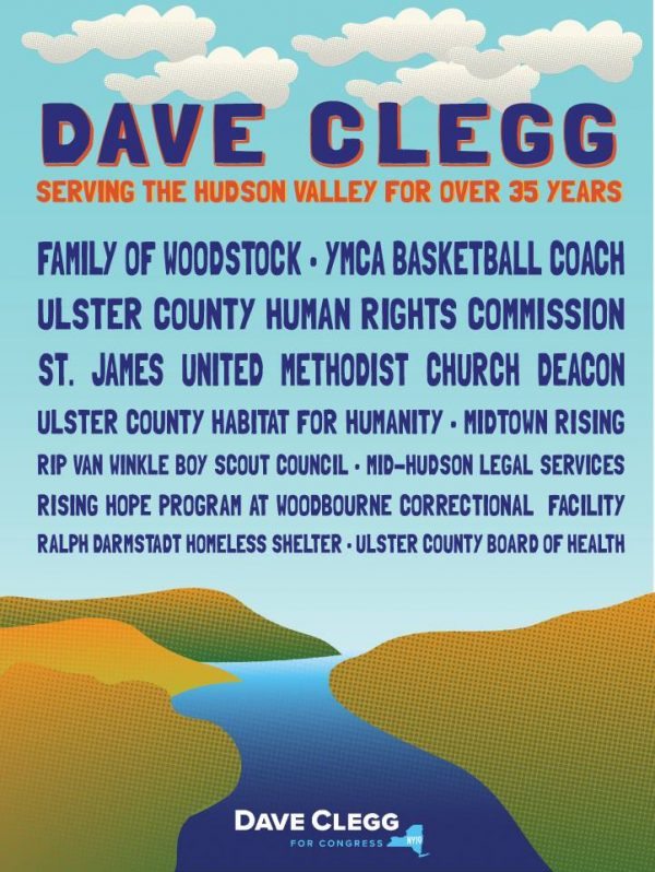 Dave Clegg for Congress