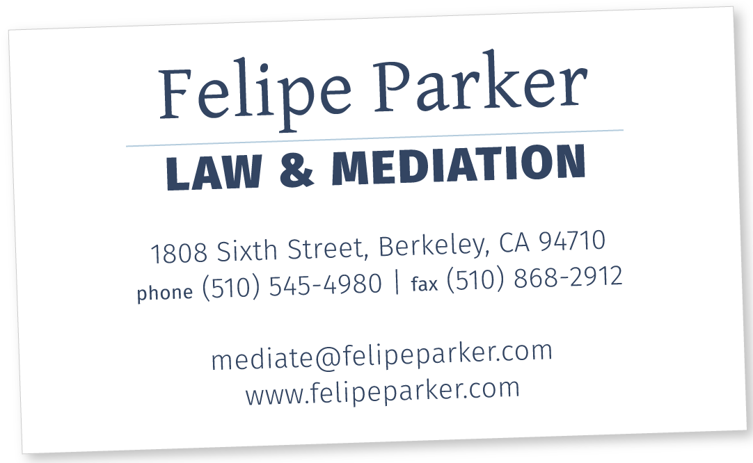 Felipe Parker Business Card